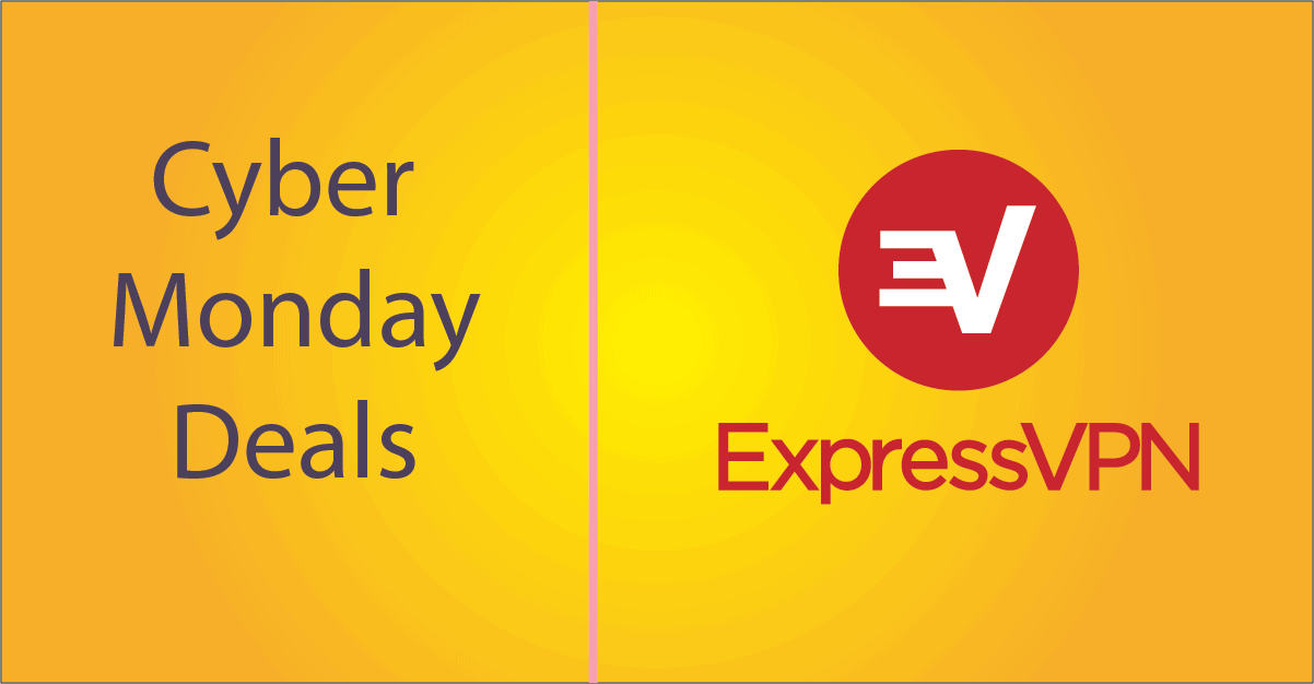 Express VPN cyber monday