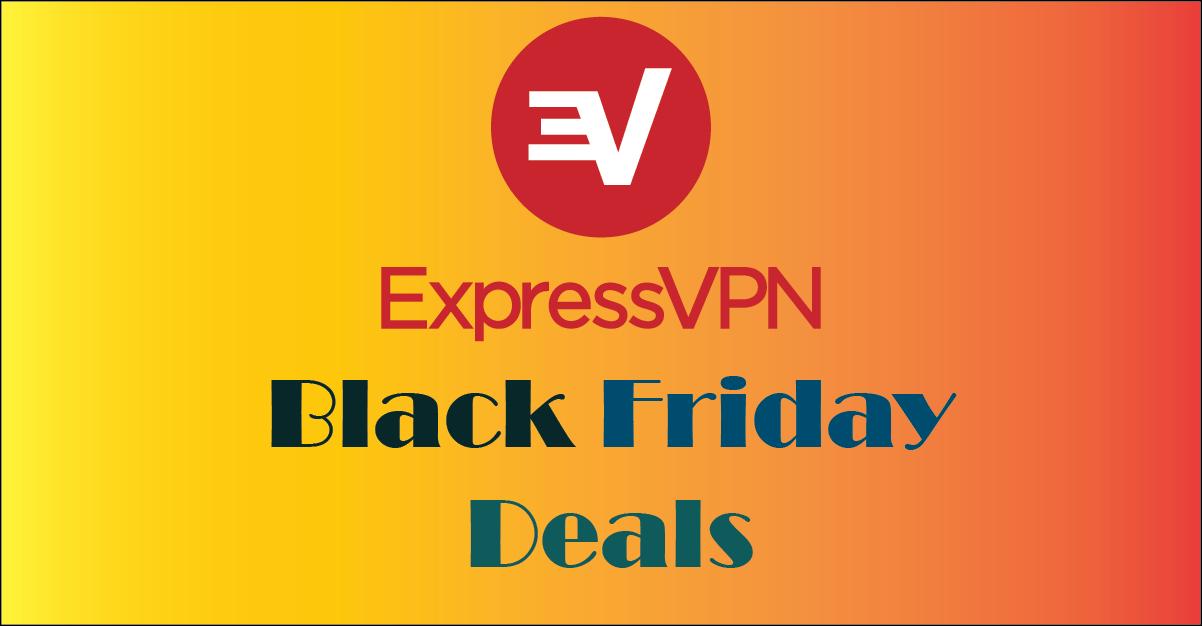 Express VPN Black Friday