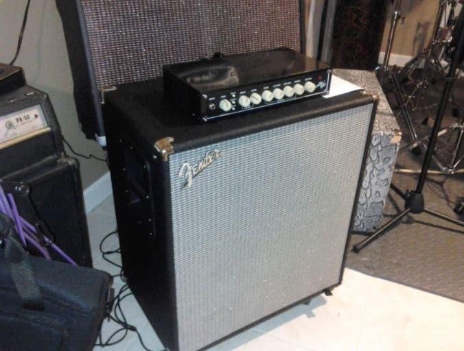 Fender Rumble 500 Black Friday