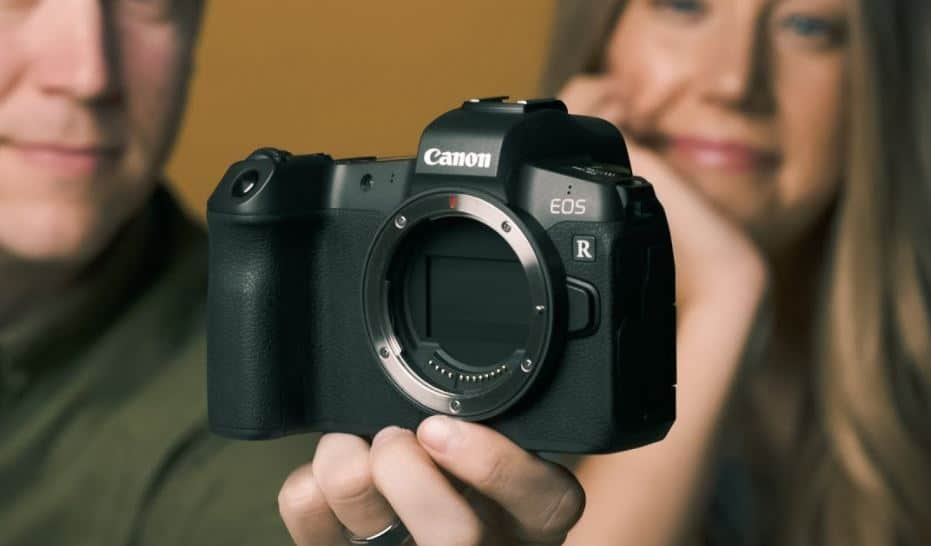 Canon Eos R Black Friday