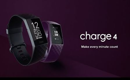 Fitbit Charge 4 Black Friday