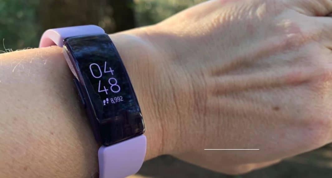 Fitbit Inspire HR Memorial Day