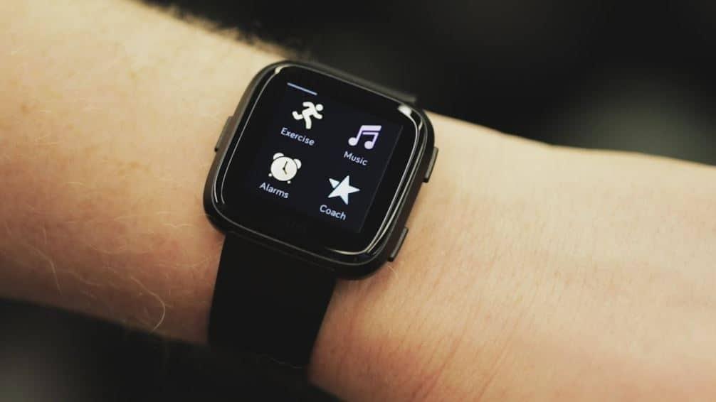 Fitbit Versa 2 Black Friday