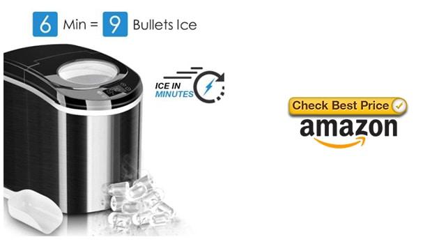 TRUSTECH Ice Maker Machine