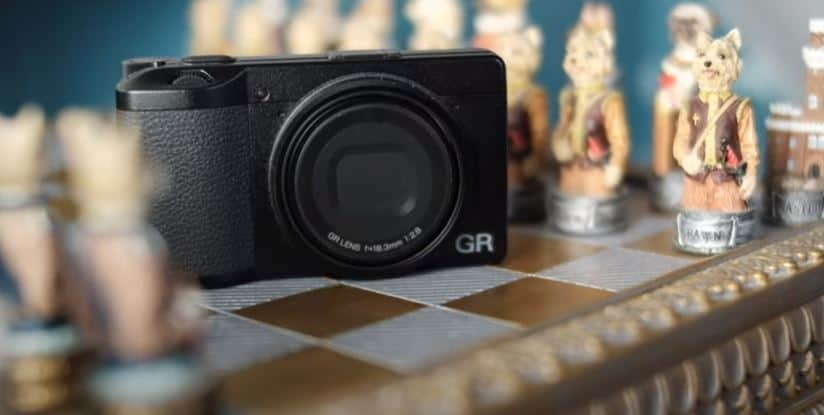 Ricoh GR III deals