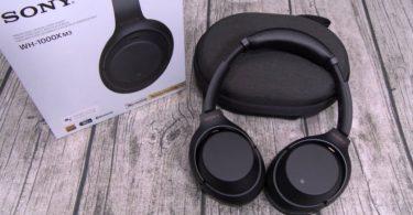 Sony WH-1000XM3 Black Friday
