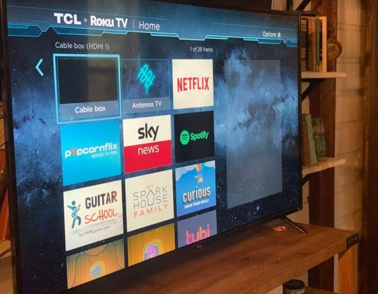 TCL 6 Series Black Friday