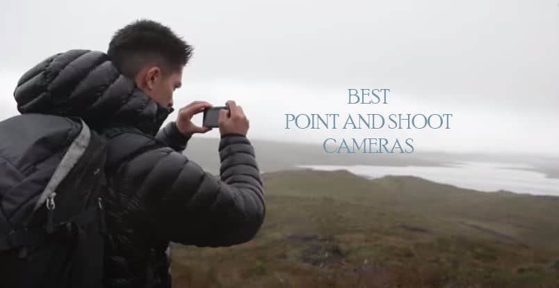 Best Point and Shoot Camera Black Friday Deals