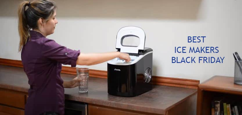 best black friday deals on ice makers