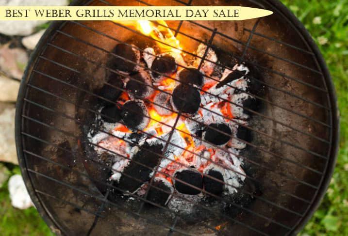 Best Weber Grills Memorial Day Sale
