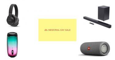 JBL Memorial Day Sale