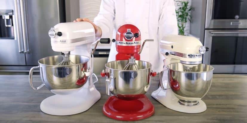 amazon prime day kitchenaid mixer