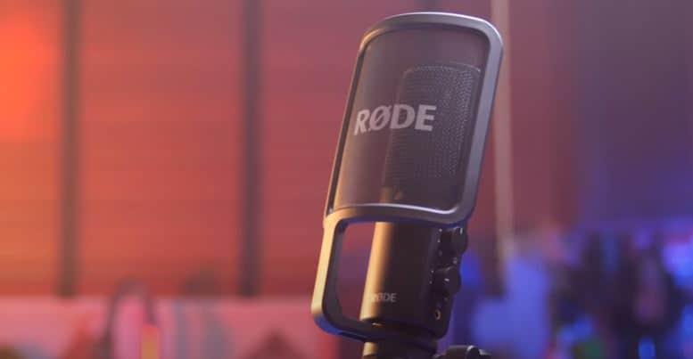 Rode NT USB Black Friday