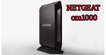 Netgear CM1000 Black Friday
