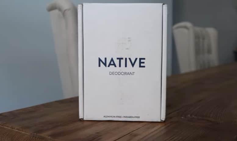 native deodorant black friday