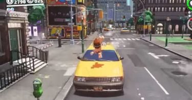 Super Mario Odyssey Black Friday
