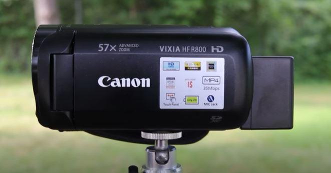 canon vixia hf r800 cyber monday